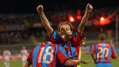 Catania-Vicenza, sette successi in B