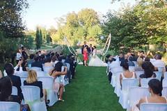 Свадьба Бруно и Фанни