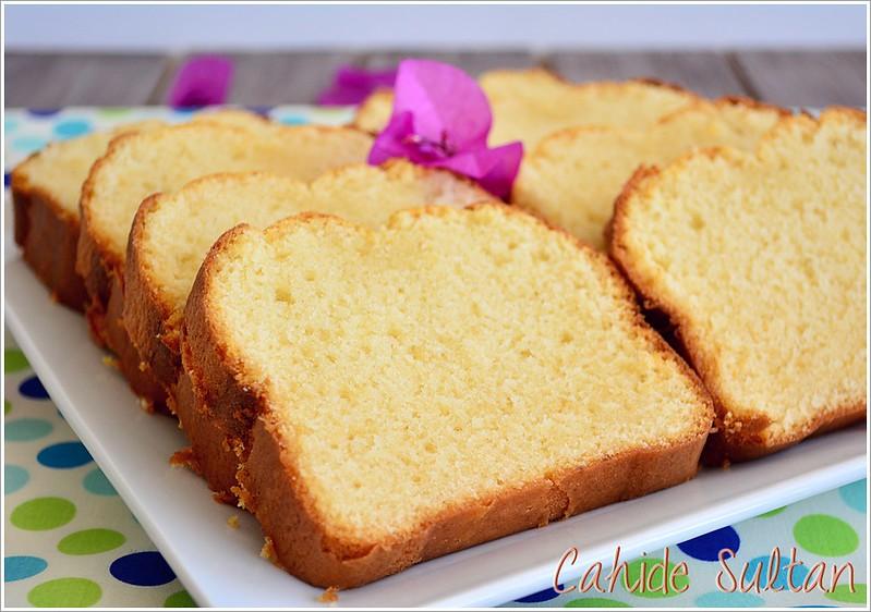 şantili keks