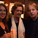 Gillian Caldwell, former WITNESS ED, and Guests at the Focus for Change Benefit 2014