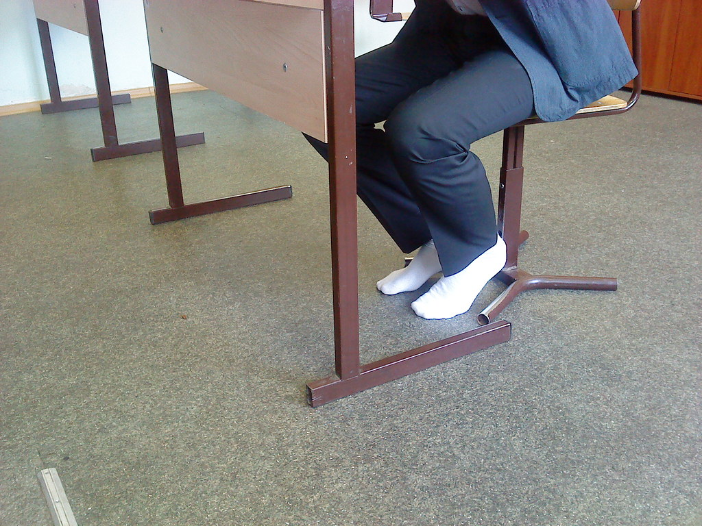 School Shoes Without Socks