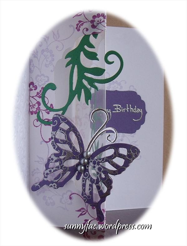 J Butterfly Insert