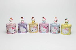 熱賣主題系列商品 - Hello Kitty 巧克力派對推出第3彈囉!!