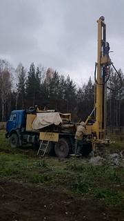Изображение буровой установки УРБ2а2