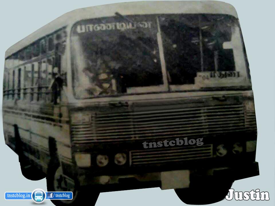 PRC 504 Madurai - Tirunelveli Pic by Justin Raja Pandian, Thisayanvilai.