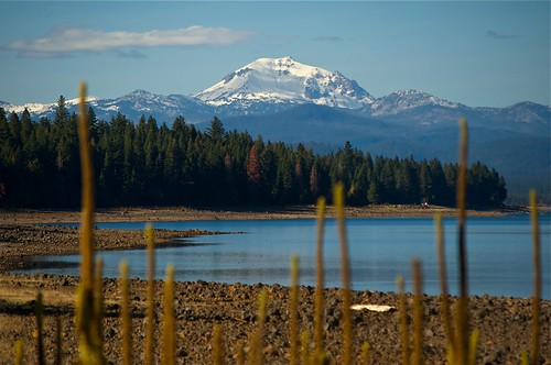 california autumn lake snow forest volcano nikon raw peak national lassen dx d700