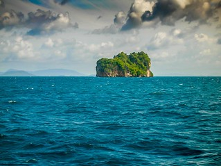 My Island in the Sea, Andaman Sea, Thailand