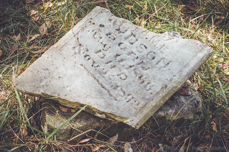 cemetery hudson family