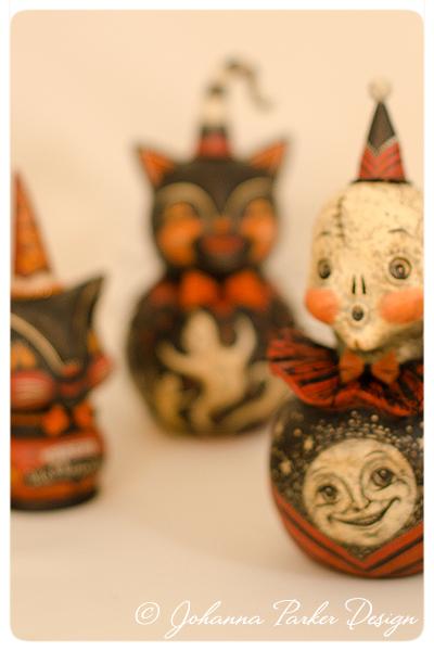 Halloween-Trio