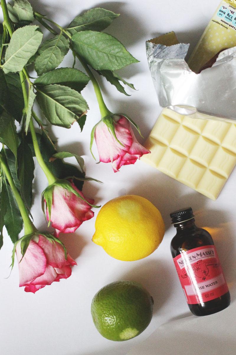 ingredients, Petit fours