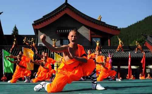 Nguồn gốc võ Thiếu Lâm Tự