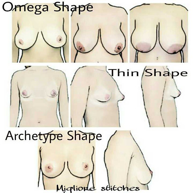 Different Breast Shapes And Sizes-5782