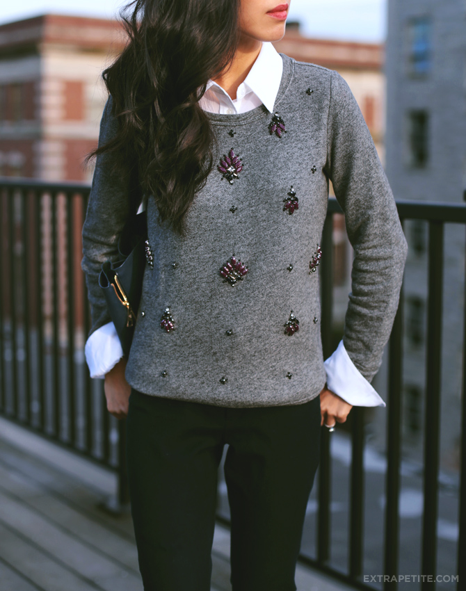 loft jewel sweatshirt1