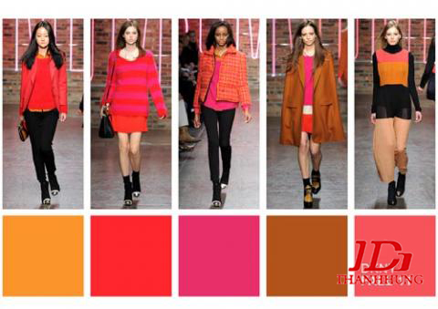 Cách phối màu quần áo cho Nam Nữ đẹp! Kết hợp màu sắc 1