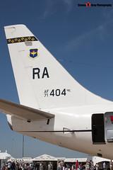 71-1404 - 20686 - USAF - Boeing T-43A 737-253ADV - Fairford RIAT 2006 - Steven Gray - CRW_1684
