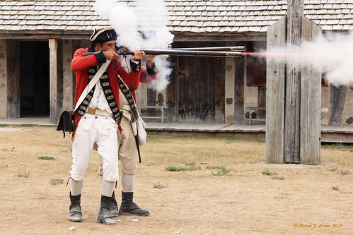 michigan rifles shooting forts stateparks fortmichilimackinac mackinawcity britishsoldiers michiganstateparks
