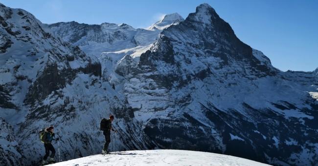 Švýcarsko na cestovatelském festivalu 7 divů.