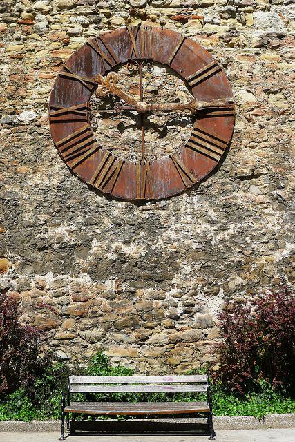 Zagreb - Reloj en Kaptol