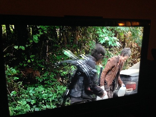 #thewalkingdead Daryl and Carol moment