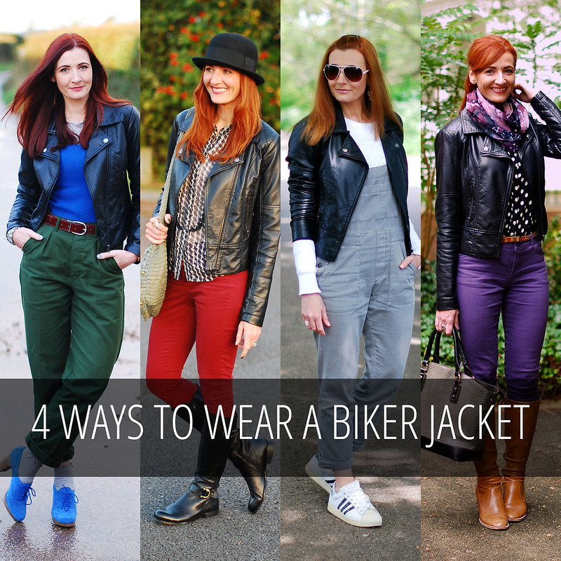 8 Ways to Wear a Biker Jacket (With Pants)