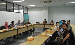 Indonesian Ambassador visits ICRS