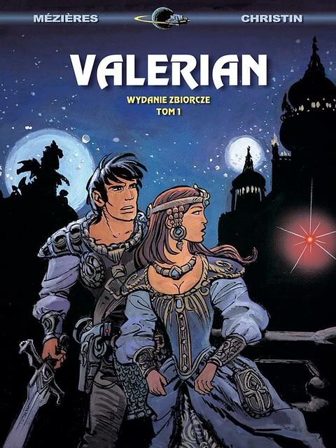 Valerian Wydanie Zbiorcze 1
