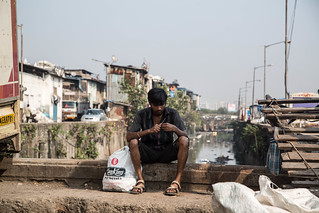 Life in the slums