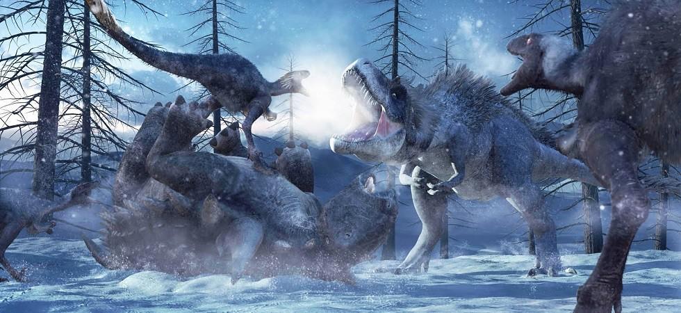 Xem phim March Of The Dinosaurs - Cuộc Di Cư Của Loài Khủng Long Vietsub
