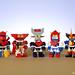 Super Robot by KOS brick