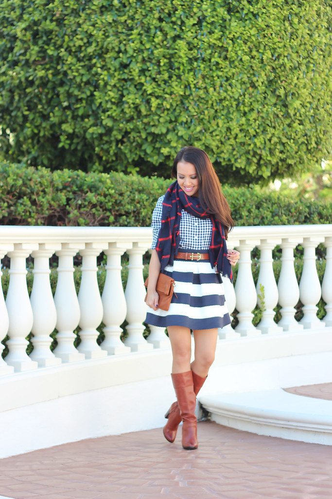 Nautical and Preppy Target Style-2