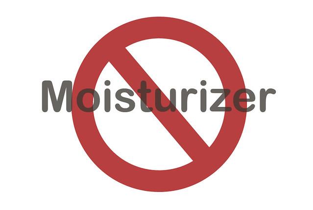 No moisturizer tsw eczema