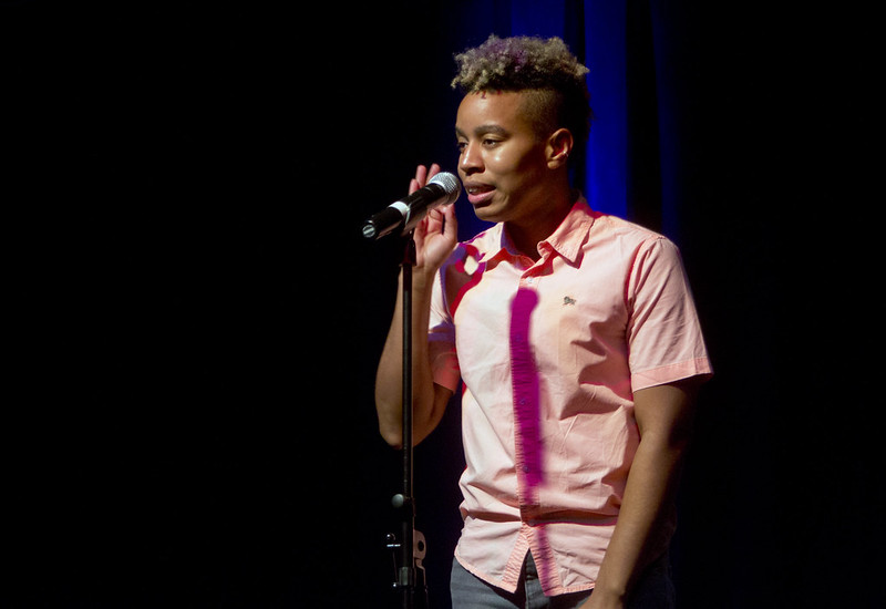 J Mase III shares poetry on equality and identity