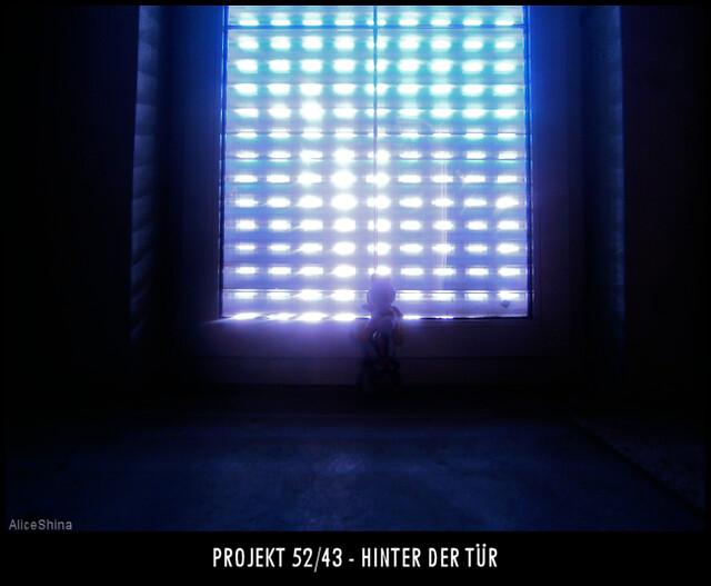Projekt 52/43 - Hinter der Tür