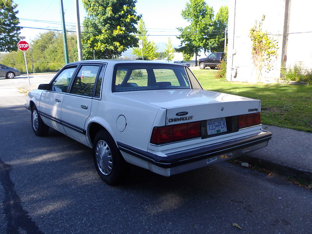 1987 Chevrolet Celebrity Cars and Parts | eBay