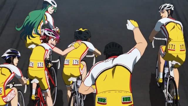 Yowamushi Pedal ep 36 - image 18