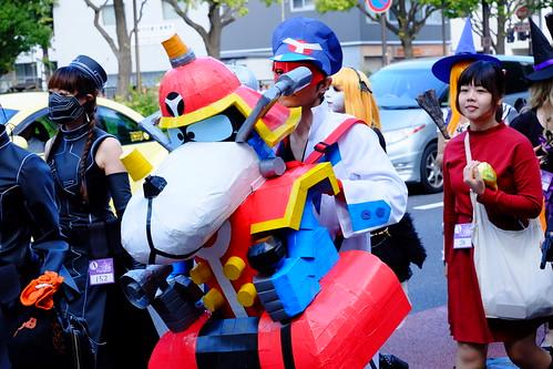 Kawasaki Halloween parade 2014 39