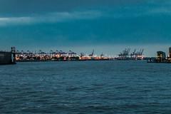 Hamburg Harbor; Hamburger Hafen