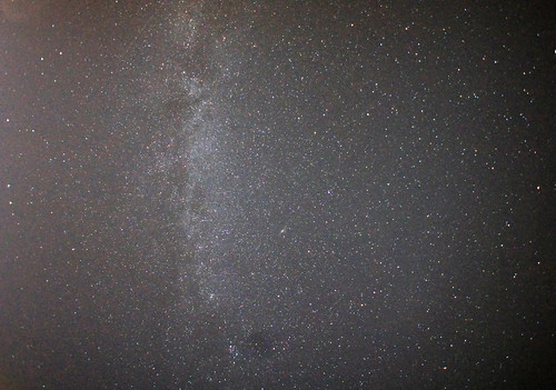 Milky Way over Chincoteague