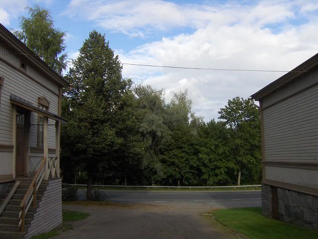 Hämeenlinnan moottoritiekate ja Goodman-kauppakeskus: Työmaan lähtötilanne 3.9.2011 - kuva 9