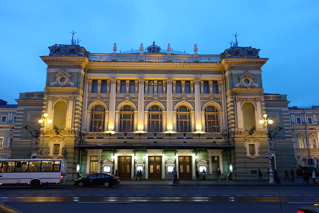 475 - Teatro Mariinski