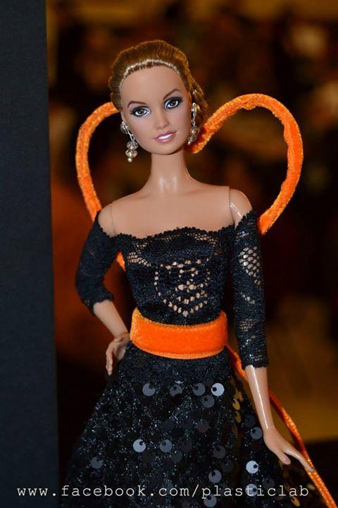 Barbie Sandra Ibarra. Rifa Benéfica de la Convención Nacional de Coleccionistas de Barbie en España 2014
