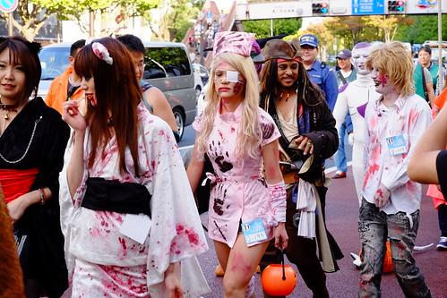 Kawasaki Halloween parade 2014 190