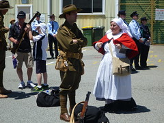 ANZAC Centenary Commemorations - Fremantle Departure Service