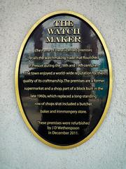 Photo of Black plaque number 32981