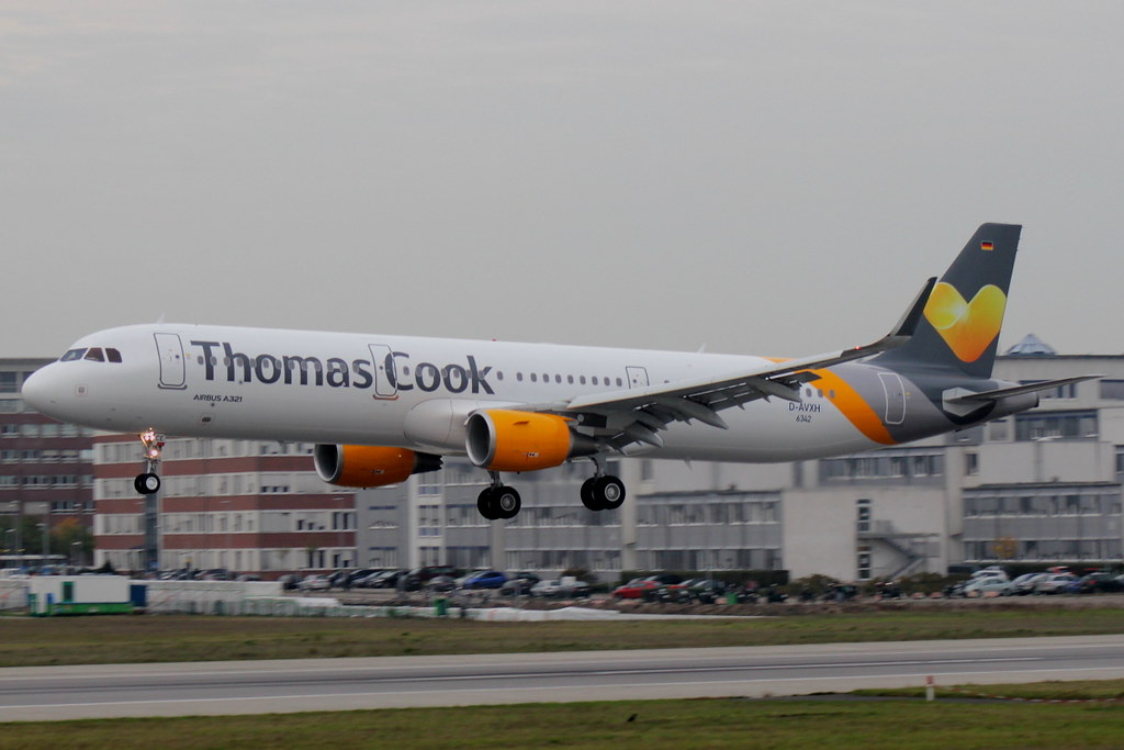 OY-TCE - A321 - Thomas Cook Scandinavia