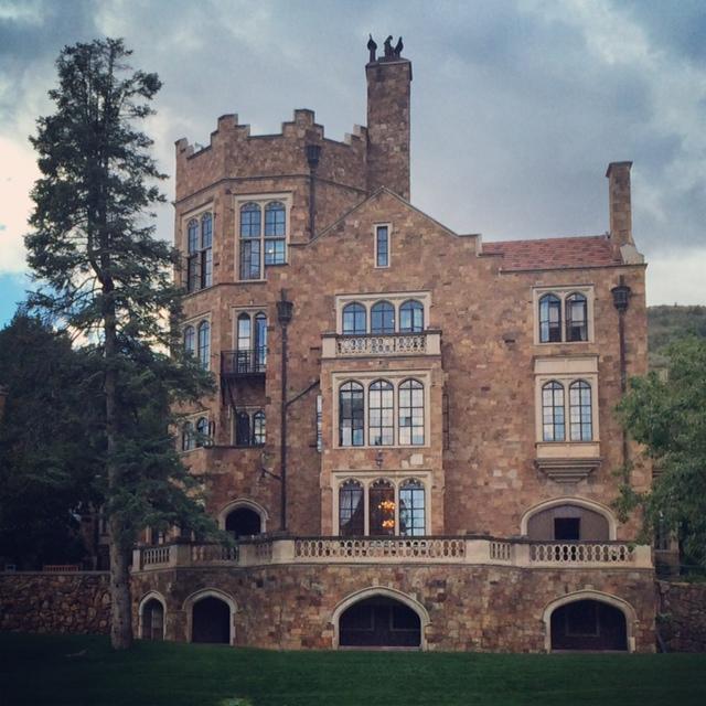 Colorado Springs Glen Eyrie Castle Flickr Photo