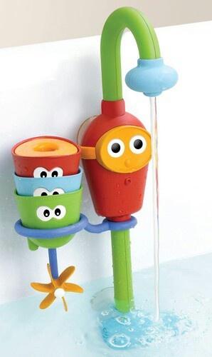 Accesorios de baño para niños