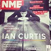 NME - Ian Curtis notebooks