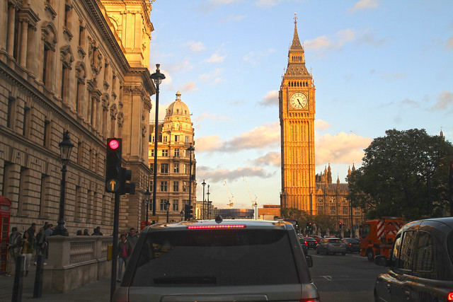 Autumn UK Trip 2014 - Big Ben