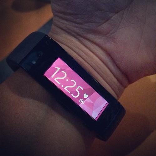 #microsoftband#band#microsoft#fitness#fitnesstracker#health